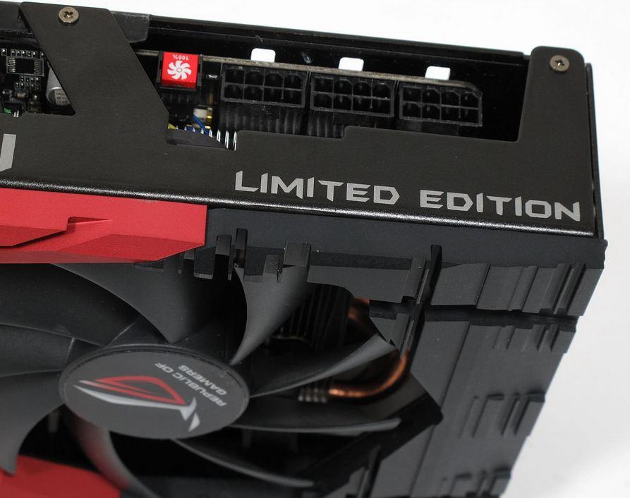 Asus Mars II - Dual Geforce GTX 590