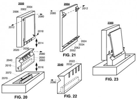 Apple iPod Nano - neues Patent
