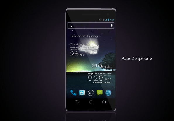 zenphone, asus