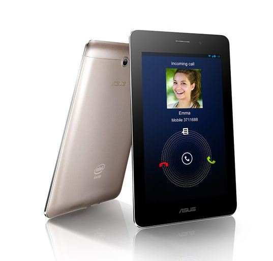 ASUS Fonepad - neues 7-Zoll-Tablet