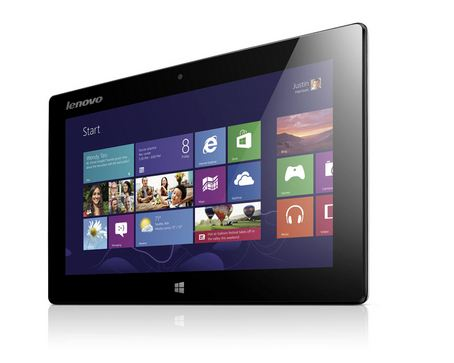 Lenovo Windows8 Tablet Miix.