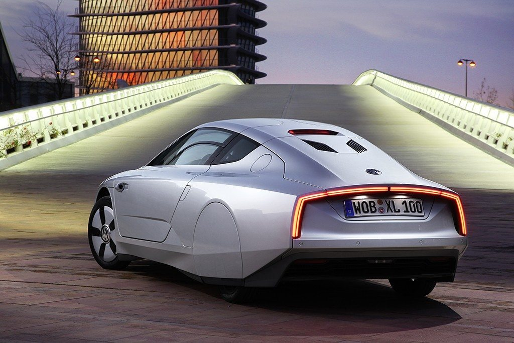 Volkswagen XL1: Pläne für Spritsparer als Sportversion