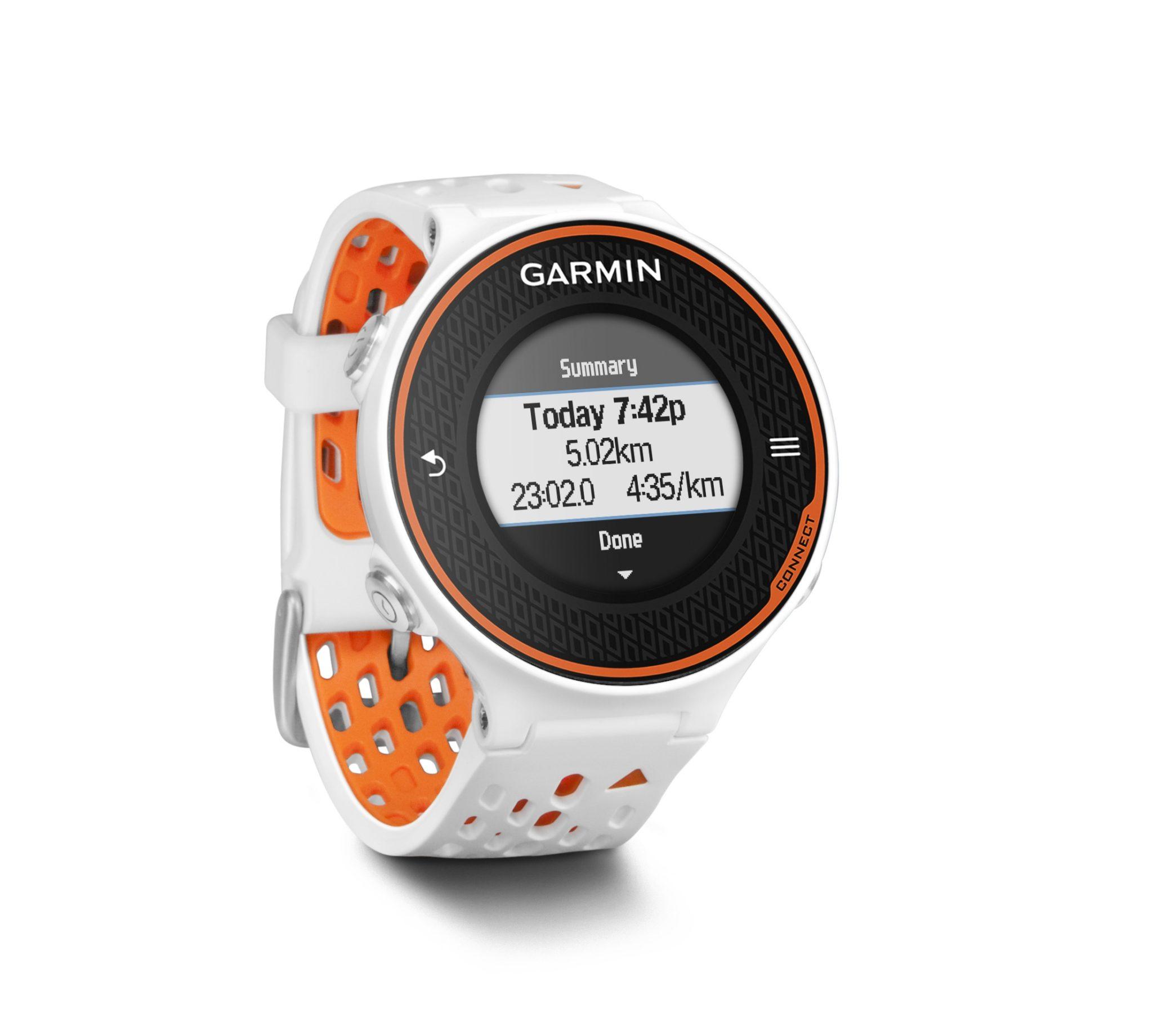 Garmin Forerunner 220 und 620: GPS-Pulsuhren mit ...