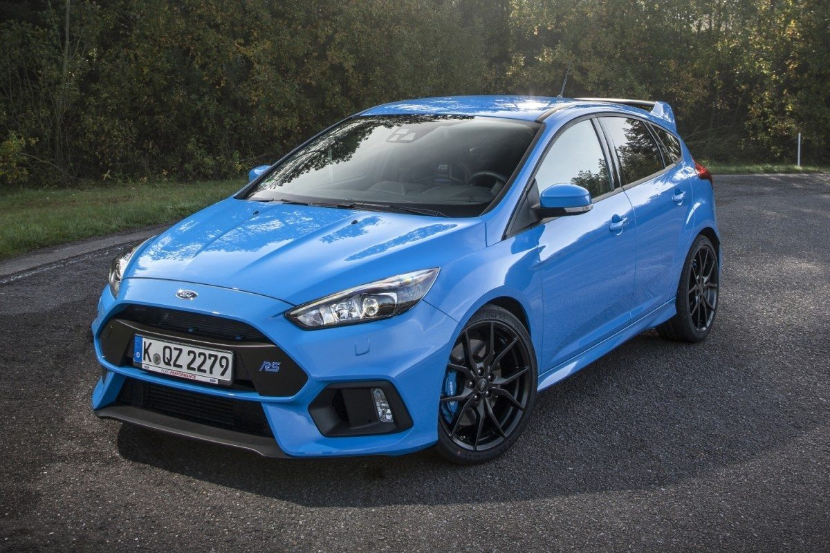 Ford Focus RS (Foto: Ford)