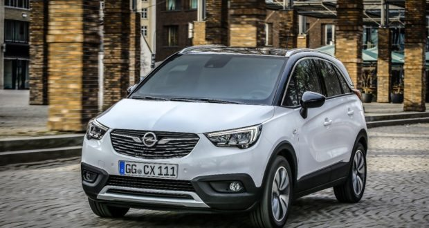 opel crossland x neuer city suv vorgestellt. Black Bedroom Furniture Sets. Home Design Ideas