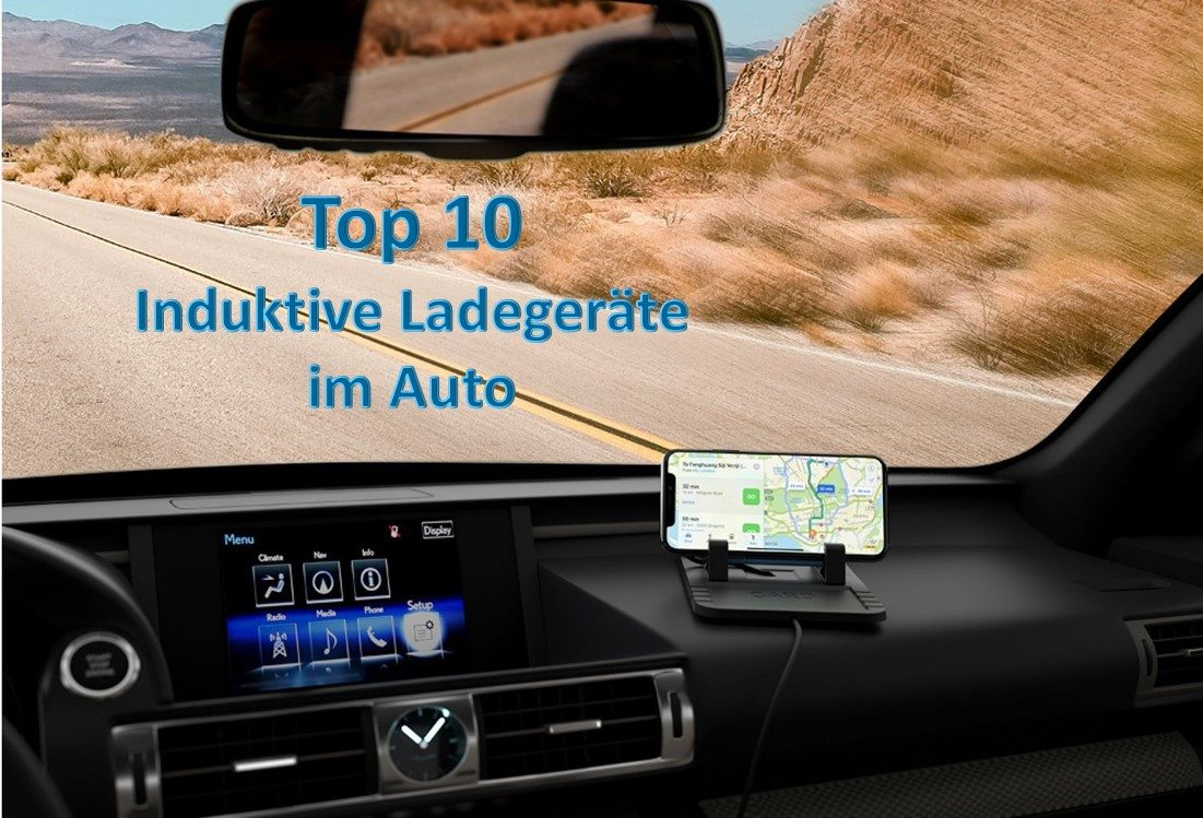 Top 10 Qi Ladegerate Fur Induktives Laden Im Auto