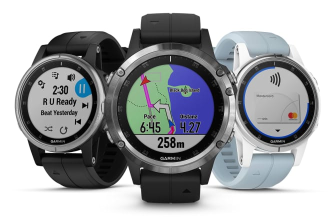 Garmin Fenix 5 plus (Foto: Garmin Deutschland)