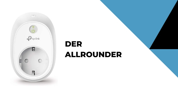TP Link Kasa Amazon Alexa Steckdose