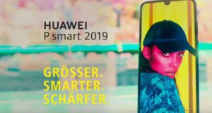 Huawei P smart 2019 (Foto: Screenshot Youtube)