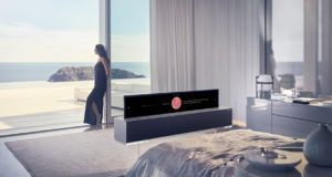 samsung es9000 weltweit gr ter oled tv mit 75 zoll kommt. Black Bedroom Furniture Sets. Home Design Ideas