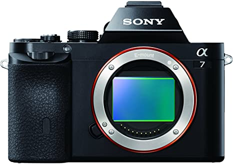 Sony Alpha 7 E-Mount