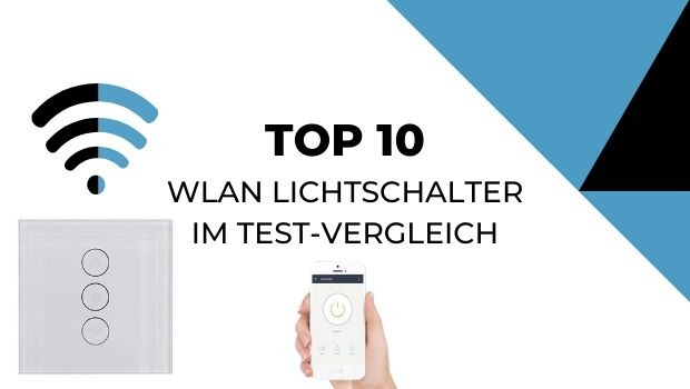 Smart Home Wlan Lichtschalter